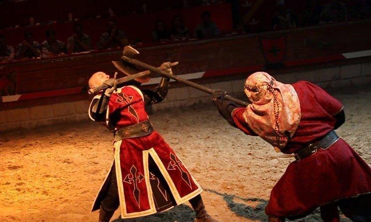 Torneos Personalizados Desafío Medieval Cena-Espectáculo Alfaz del Pi