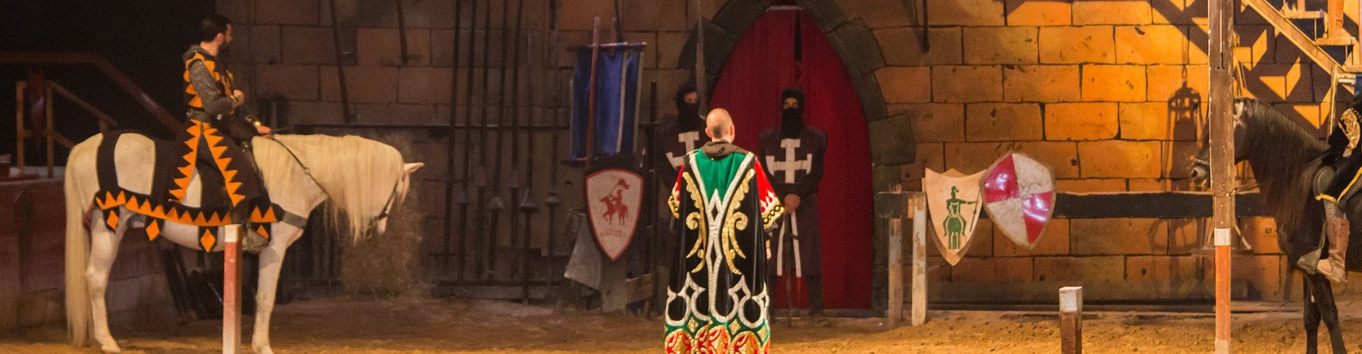 Magic Aqua Desafío Medieval - Alfaz del Pi  - Eventos