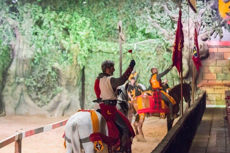None Desafío Medieval Cena-Espectáculo Alfaz del Pi